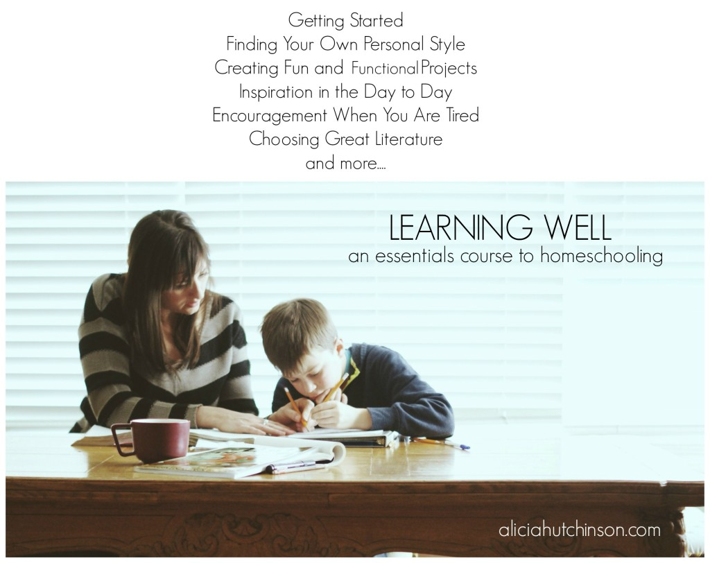 learning well promo page